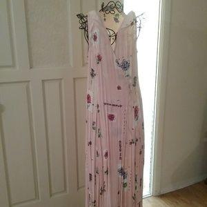 Quirky Romantic Summer Dress